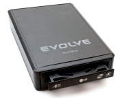DVDRW/RAM LG GH24NSC0 24x SATA  v externím boxu DTD